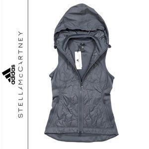 🖤 Adidas by Stella McCartney Run Gilet Vest